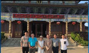 安泰乐集团与孝感大佛寺签约,全国第六个生命纪念馆确立